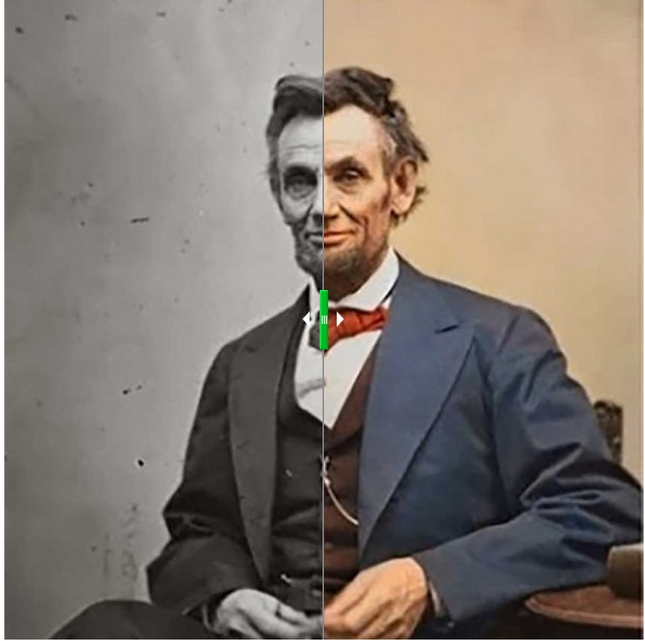Lincoln Before / After